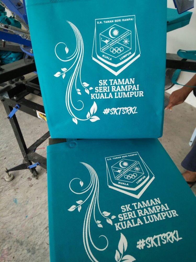 wovenbag printing